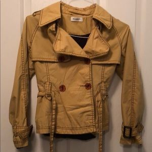 Priced to sell, offers welcomed. Mustard coat